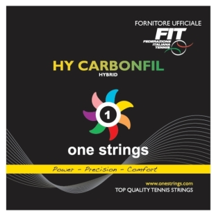 One Strings Hybrid CarbonFil 1.22/1.30 String